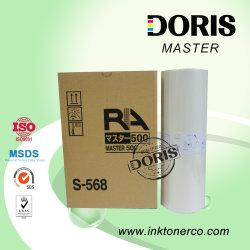 Ra Stencil rouleau maître S-568 pour duplicateur Riso Gr Ra A3 B4 A4