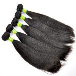 Выдвижения человеческих волос девственницы продуктов волос ферзя бразильские шелковистые прямые