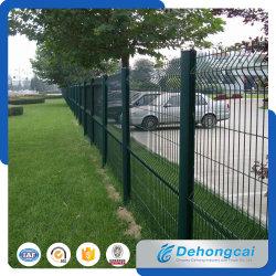 Самой лучшей панель загородки ячеистой сети цен сваренная сталью для сада