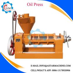 Tallow Tree Seeds Oil Expeller Oil Processing Machine