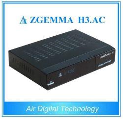 PVR Ready ATSC DVB S2 Full HD FTA Zgemma receptor H3. ATSC CA + IPTV Decodificador.