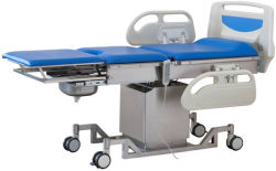 Saleのための広州Good Quality Electric Obstetric Table Hospital Bed