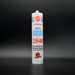 Durcissement rapide pour le verre d'étanchéité de joint silicone