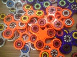 ABEC-7 Rolamentos de alta precisão de rolamentos de esferas de cerâmica híbrida 608 para Fidget Spinner
