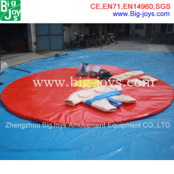 Costume de Sumo gonflable, gonflable SUMO WRESTLING Game (BJ-SP25)