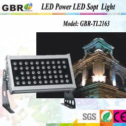 Caixa branca de parede LED LUZ DO LAVADOR