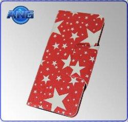 Form New Slim Flip Leather Fall für iPhone (WLC08)