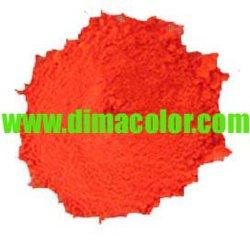 Le Pigment Orange Orange fluorescent rouge 8004 (8004)