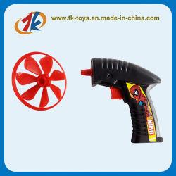 Venta caliente terminan juguete Pistola de Disco volador