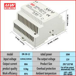 Dr-30-12 30W12VDC2.5A светодиодный источник питания постоянного тока