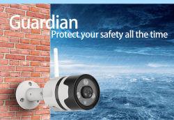 La macchina fotografica esterna IP66 di WiFi della macchina fotografica del IP impermeabilizza la macchina fotografica del CCTV di Digitahi di visione notturna di rilevazione di movimento