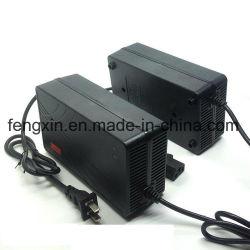 48V12ah Smart Chargeur de batterie plomb-acide utilisé pour la voiture de bicyclette et de moteur électrique