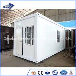 Smart flexible fácil de instalar prefabricados casa con armazón de acero