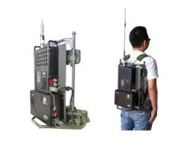 De Fabriek van Cofdm van Manpack stelde de prijs vast van 5 Km - de Audio VideoZender van 200km 15W