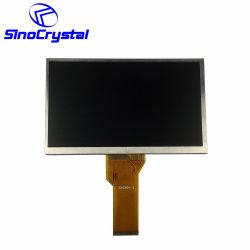 На экране TFT WVGA с диагональю 7 дюйма Сенсорный Экран ЖК-панель модуль для наблюдения за