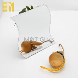 不規則なミラーの家具のための整形浴室ミラー中国製
