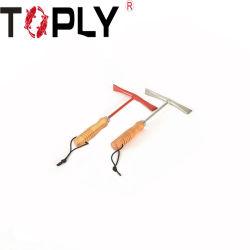 Сельское хозяйство и рыболовство многофункциональный углеродистой стали Pickaxe деревянной ручкой молотка Ax
