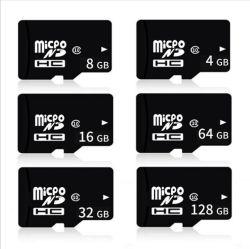 Высокая скорость полной емкости памяти Карта памяти SD для индивидуального логотипа памяти Micro SD / TF карты
