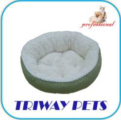 Redondo suave cama perro