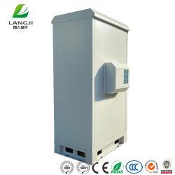 40u 42u ACの屋外アルミニウム電気通信コミュニケーション蓄電池外箱か避難所または機構またはキャビネット