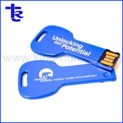 Llave USB Flash Drive USB de forma de llave de metal personalizados
