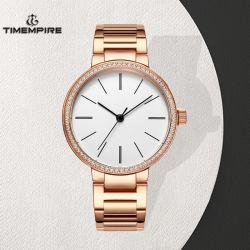 ビジネス簡単な方法女性(71335)のための優雅なダイヤモンドのギフトの腕時計