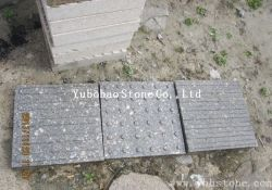 Pedra natural barato chineses G375 Pedra de calçada de pedra cega de granito para a paisagem de Jardim