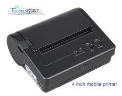 Impressora térmica portátil móvel Ts-M410 do bilhete de um Bluetooth de 4 polegadas mini
