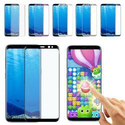 5D verre trempé le film protecteur d'écran LCD pour Samsung Galaxy S9 S9plus