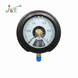 Contact électrique manomètre de dépression de la pression de pompe à eau Équipement de contrôle de l'Assistant de magnétique