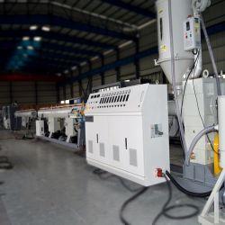 プラスチック管PPR/のPEの管の下水の電気コンジットの管の放出ライン生産ライン