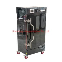 国内小さい単一のドアのステンレス鋼の米/シーフードの熱いキャビネット