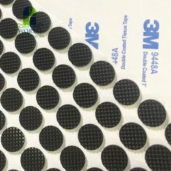 Moulé adhésif personnalisé 3M BUMPON Pieds en caoutchouc de silicone produits en caoutchouc du tampon