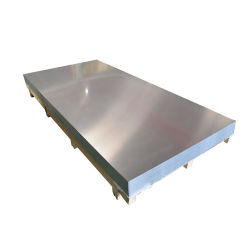 1100 3003 3105 5083 H112 Feuille en aluminium en alliage en aluminium poli