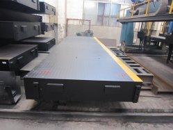 acciaio ad alta resistenza del camion 100t della bascula a ponte elettronica della scala