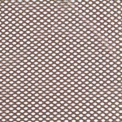 Fabricant 100%DTY Tricot de polyester Tissu à mailles Big Hole pour sportwear
