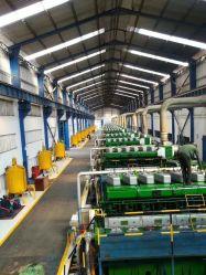 11MW de Post van de Zware Stookolie van /13.8kv/50Hz (van 2X5.5MW)/Reeks van de Generator van Hfo/van de Diesel/Elektrische centrale
