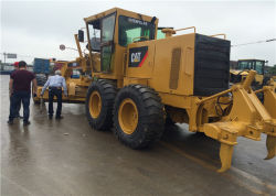 Usado Cat Caterpillar Motoniveladora 140 140h 140g 14G Rodoviárias
