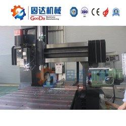 ماكينة التفريز العمودي المزدوج CNC VM-1830 طاحونة وجانبية عمودية مطحنة مع نظام فانوك