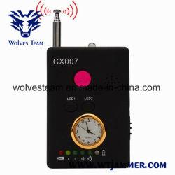 Multifunctioneel met Het Insect van de Spion van de Camera van de Spion van de Wekker/de Detector van het Signaal van de Telefoon
