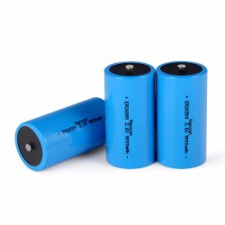 Er26500 Non-Rechargeable 9000mAh 3.6V batterie principale Lithium
