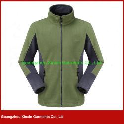주문 Mens 폴리에스테 양털 재킷 겨울 겉옷 (J436)