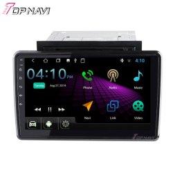 10.1 '' navigatori radiofonici universali di GPS del giocatore di multimedia di memoria 2g 32g di Octa di percorso di GPS di lettore DVD dell'automobile del Android 10.0 rotativi audio