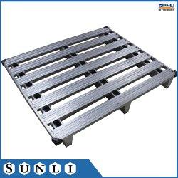 H130mm 800kg~2000kg 1.5t hecho personalizado de palets de acero galvanizado