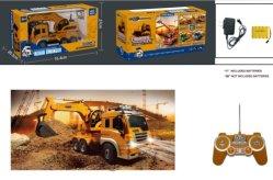 Technik-LKW-Exkavator des Kind-Simulations-Minispielzeug-Fernsteuerungsgräber-RC