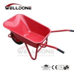 Zuid-Afrika markt zwaar uitgevoerde kar/trolley/handtruck/Pushcart/Wheelbarrow voor Tuin