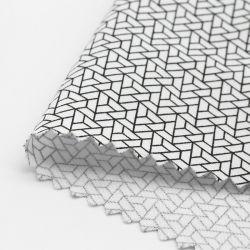 100% algodón 40*40*70 Imprime 110 forro de tejido de la luz de embolsarse la camisa para prendas de vestir