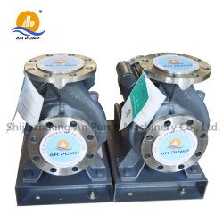 Pompa ad acqua centrifuga per lo stagno di pesci