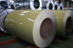 PPGI Zink enduit Rouleau de construction métalliques/bobine en acier galvanisé peint