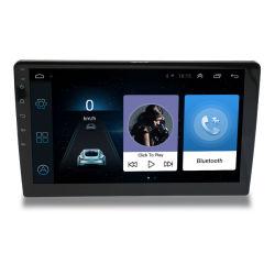 نظام الوسائط المتعددة للسيارة MP5 المشغل بنظام الوسائط المتعددة للسيارة مقاس 10 بوصات بنظام Android 2DIN